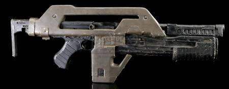 ALIENS (1986) - M41A Pulse Rifle
