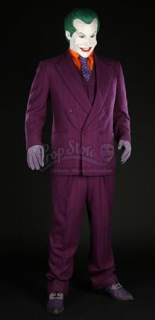 BATMAN (1989) - The Joker's (Jack Nicholson) Costume