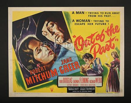 OUT OF THE PAST (1947) - US 1/2-Sheet Poster (1947)