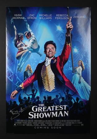 THE GREATEST SHOWMAN (2017) - US One-Sheet