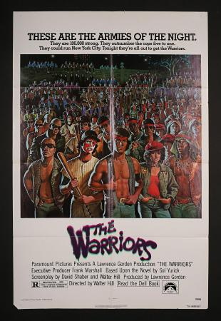 THE WARRIORS (1979) - US One-Sheet Poster
