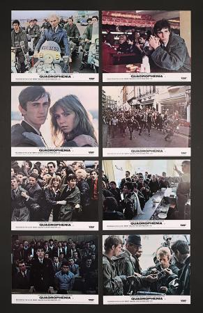 QUADROPHENIA (1979) - UK FOH Stills