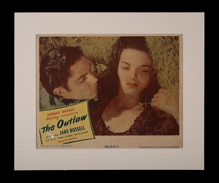 THE OUTLAW (1946) - US Lobby Card
