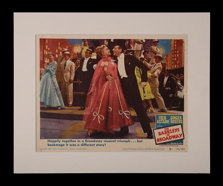 THE BARKLEYS OF BROADWAY (1949) - US Lobby Card