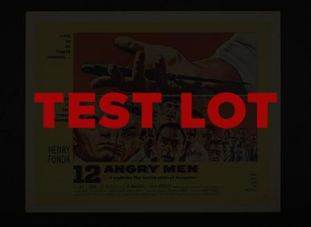 BIDDING PRACTICE TEST LOT - PLEASE TEST YOUR BID BUTTON - THE VIDEO STREAM WILL BEGIN at 11:5